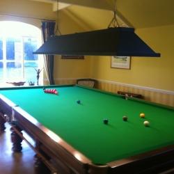 Hrempis Farm billiard table